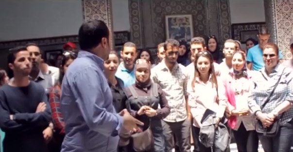 الجولة الثقافية بمدينة تطوان العتيقة